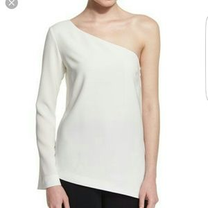 Elizabeth and James one shoulder top NWT